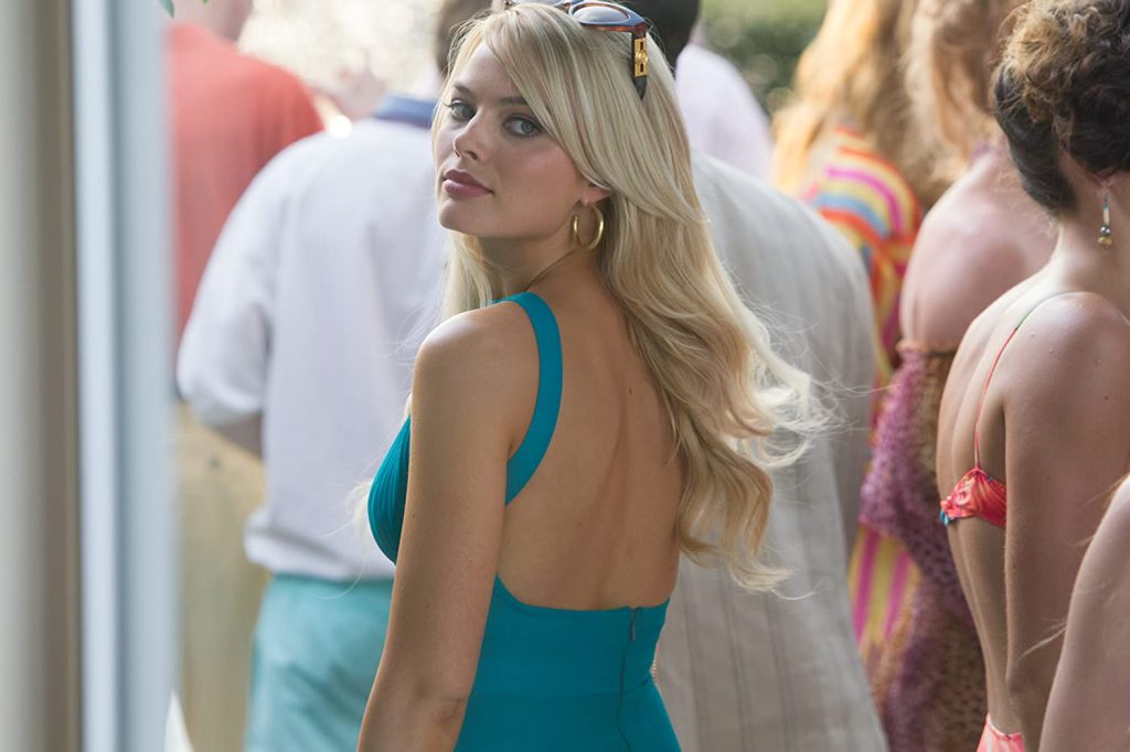 loud and clear reviews margot robbie the wolf of wall street