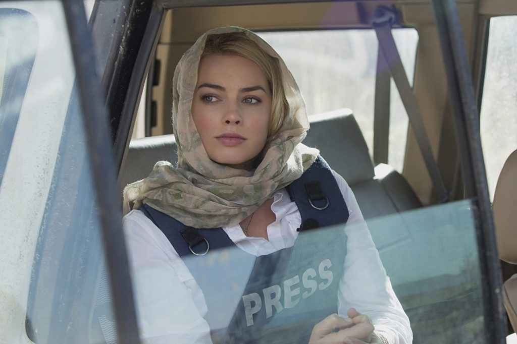 loud and clear reviews margot robbie whiskey tango foxtrot
