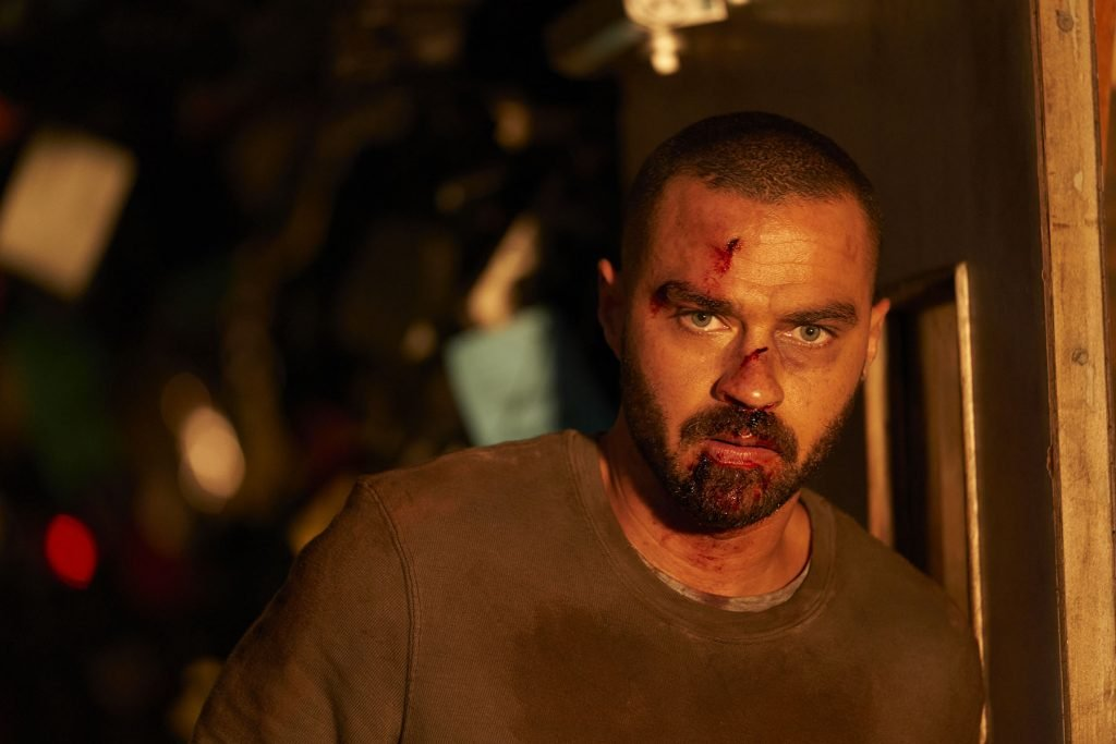 Loud and clear reviews Random Acts of Violence Shudder Jesse Williams