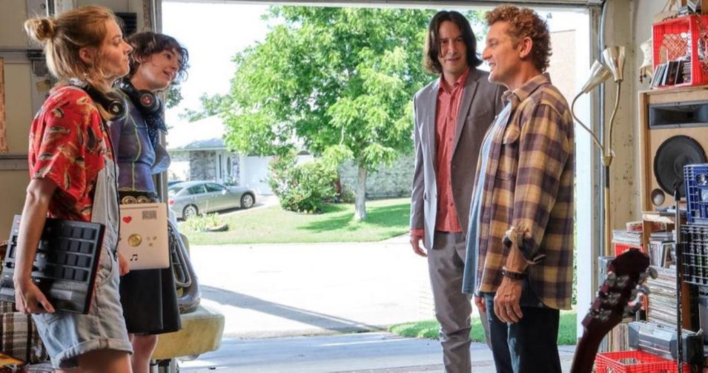loud and clear reviews bill & ted face the music
