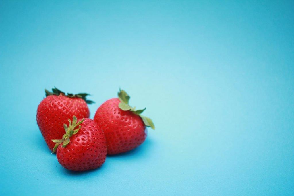 smoothie recipe strawberries