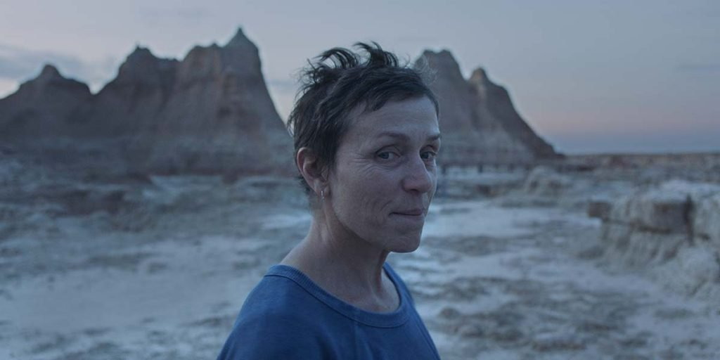 loud and clear reviews nomadland chloe zhao frances mcdormand