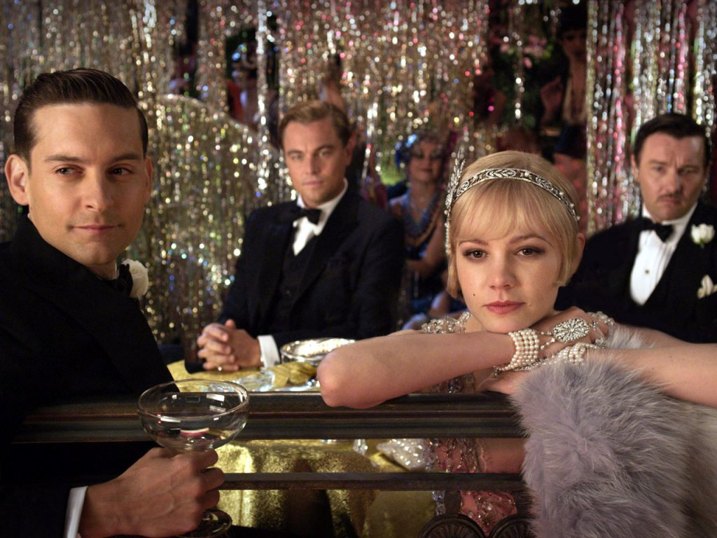 loud and clear reviews The Great Gatsby