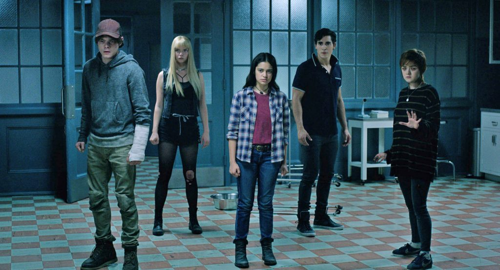 loud and clear reviews the new mutants