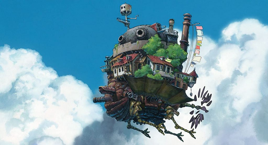 loud and clear reviews howl's moving castle