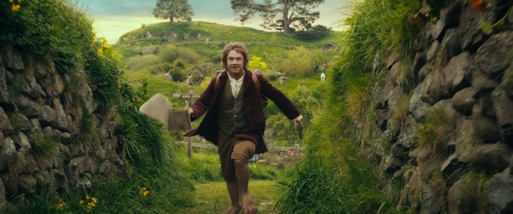 loud and clear reviews hobbit day martin freeman
