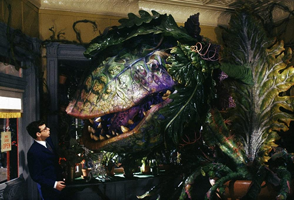 loud and clear reviews guide to horror little shop of horrors