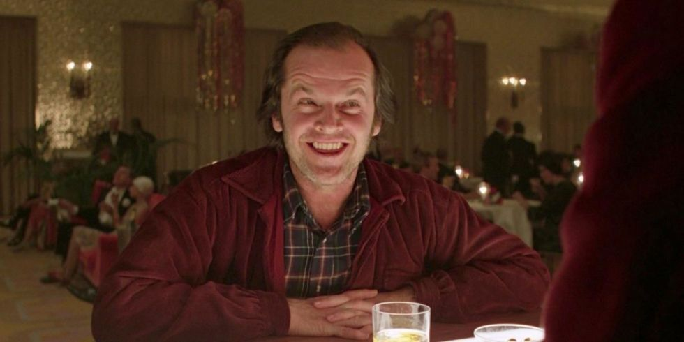 loud and clear reviews Halloween 2020 the shining