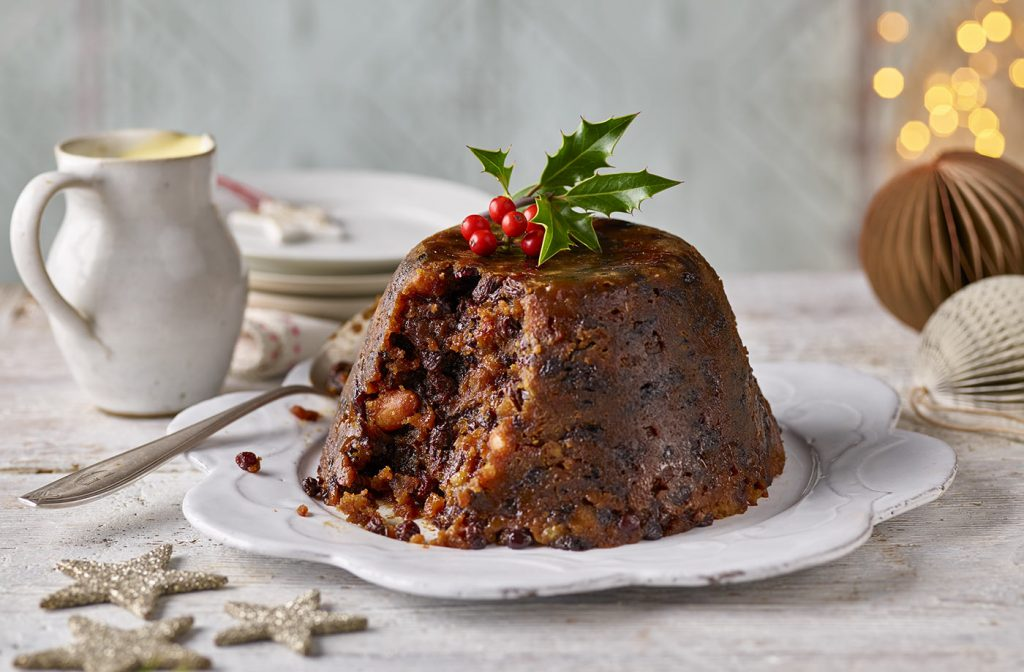 loud and clear reviews  christmas pudding