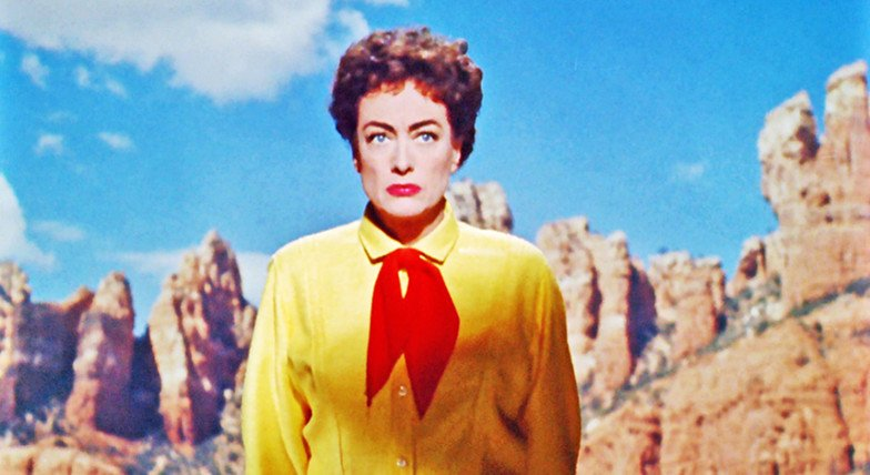 loud and clear reviews Classic Genre Films Johnny Guitar