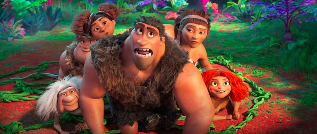 loud and clear reviews The Croods: A New Age DreamWorks