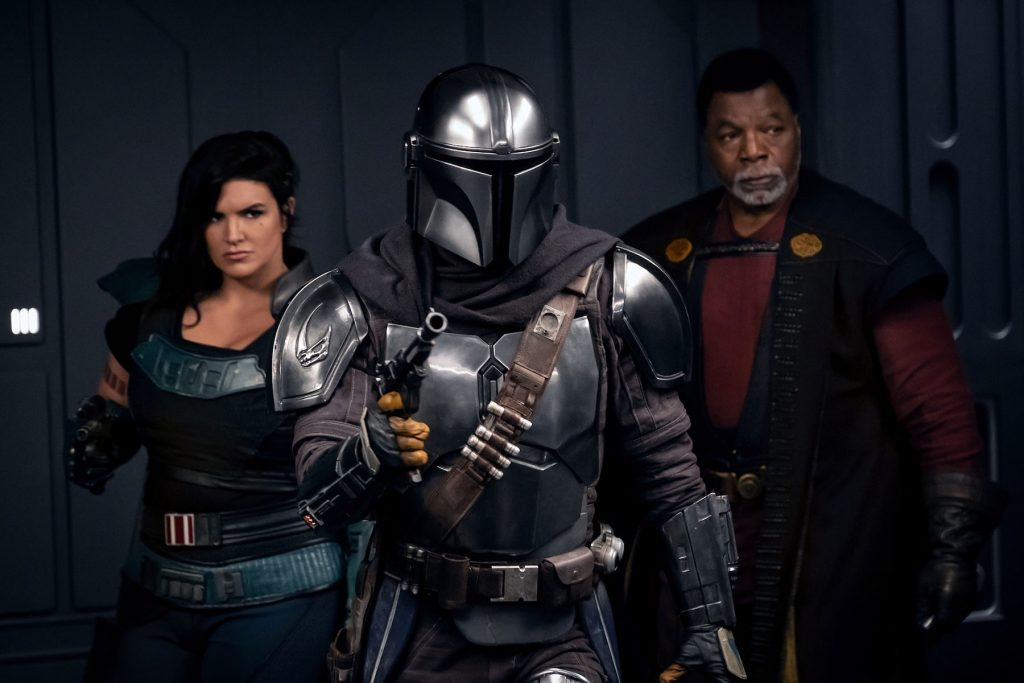 loud and clear reviews the mandalorian season 2 episodes 1-4