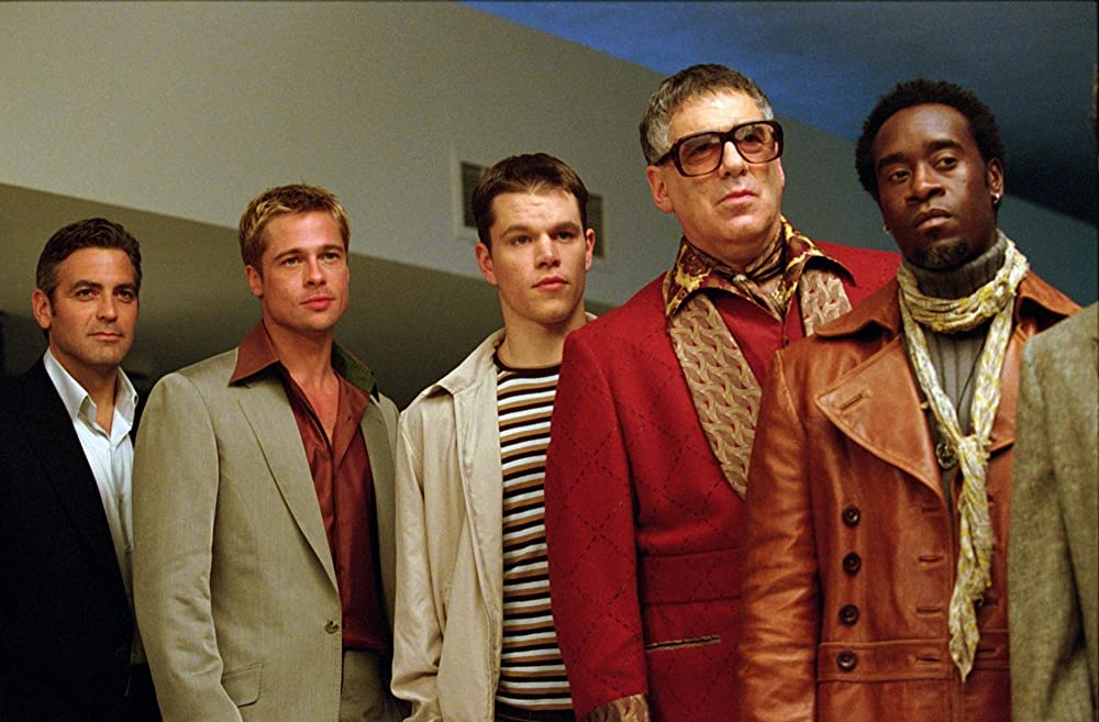 loud and clear reviews ocean's eleven
