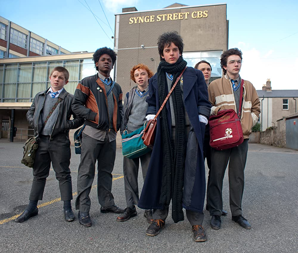 loud and clear reviews feel-good films sing street
