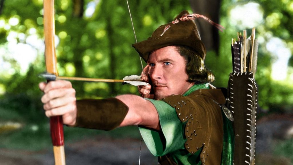 loud and clear reviews Classic Genre Films  robin hood