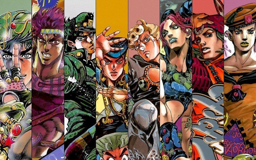 loud and clear reviews Jojos Bizarre Adventure