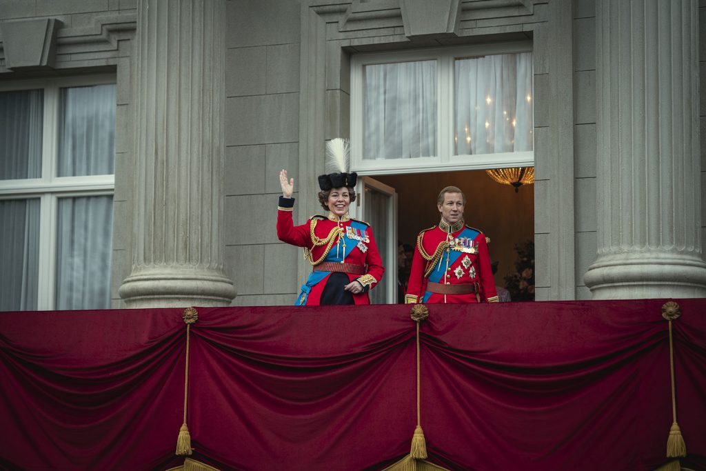 loud and clear reviews The Crown Season 4