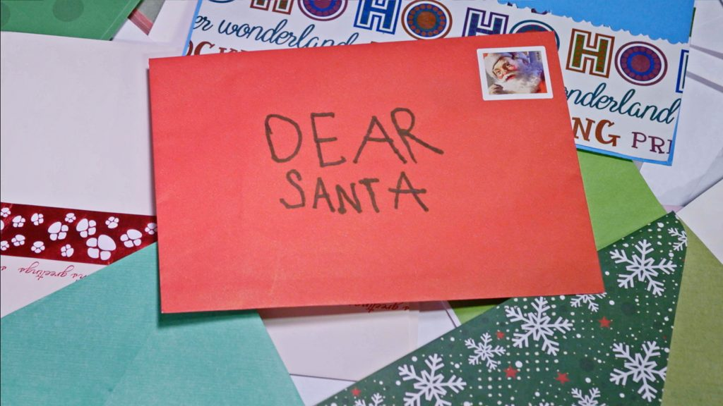Dana Nachman DEAR SANTA interview