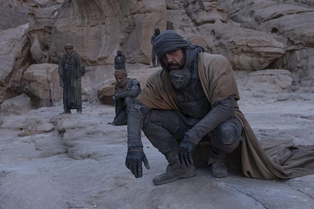 loud and clear reviews Denis Villeneuve Dune Javier Bardem