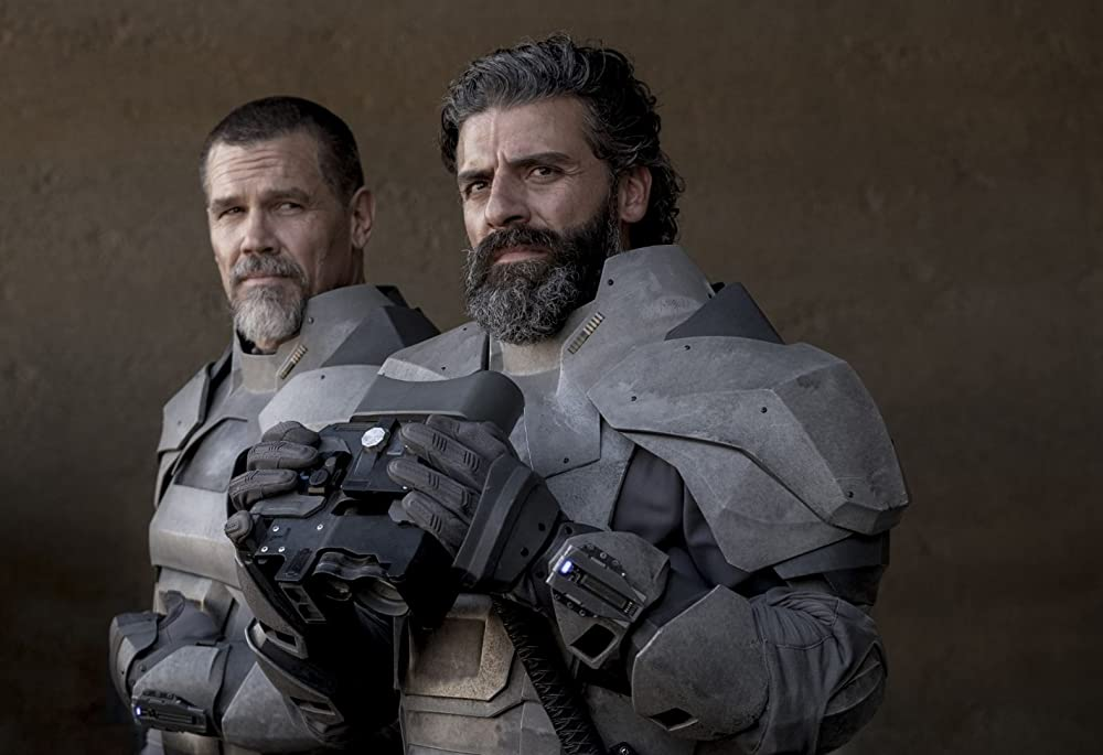 loud and clear reviews Denis Villeneuve Dune Oscar Isaac Josh Brolin