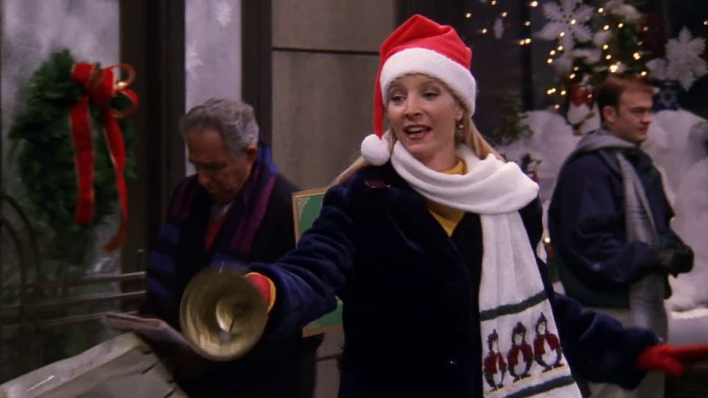 loud and clear reviews 5+ great christmas episodes tv shows friends