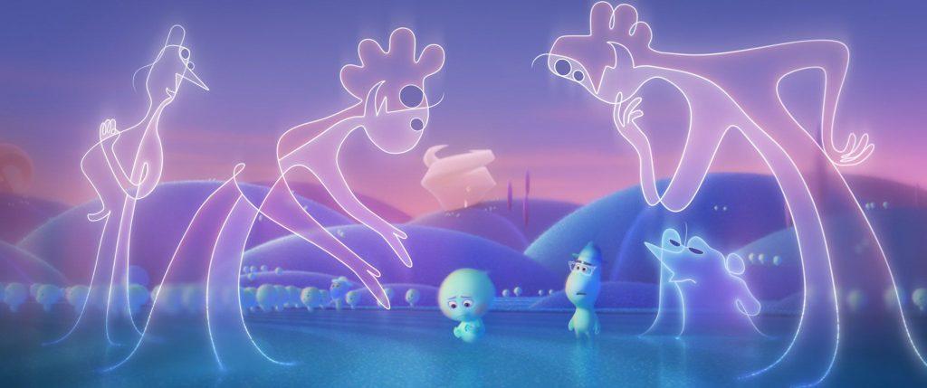 loud and clear reviews soul pixar film