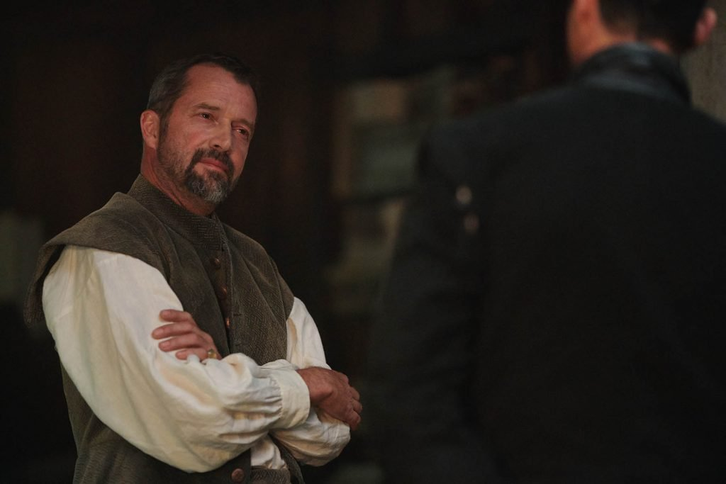 loud and clear reviews A Discovery of Witches Season 2 Ep. 5-10 james purefoy