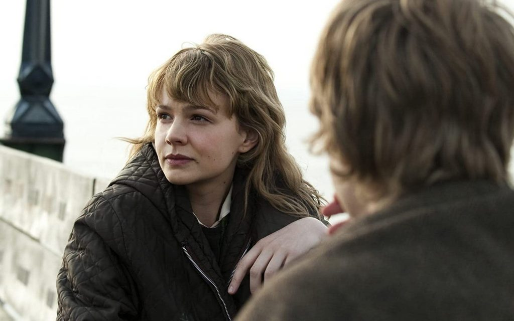 loud and clear reviews never let me go movie