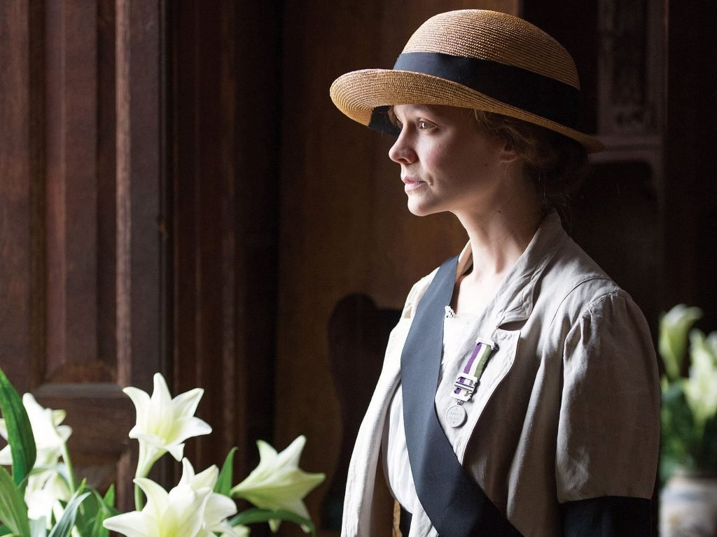 loud and clear reviews carey mulligan suffragette