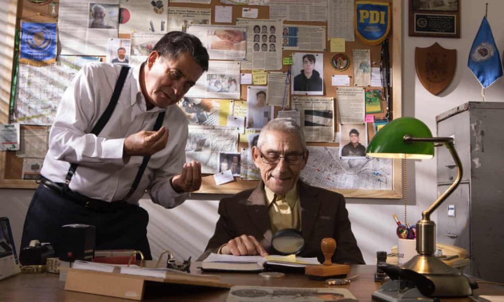loud and clear reviews the mole agent el agente topo