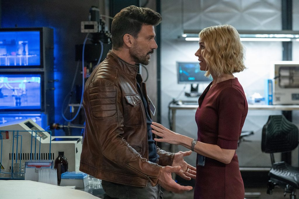 loud and clear reviews boss level frank grillo hulu