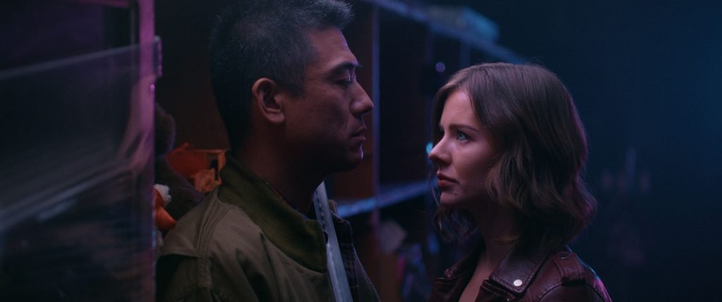 loud and clear reviews Drive All Night (Cinequest)