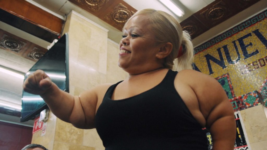 loud and clear reviews luchadoras