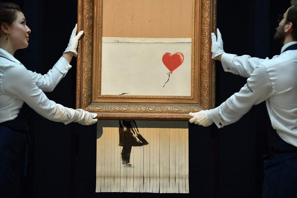 loud and clear reviews Banksy Most Wanted