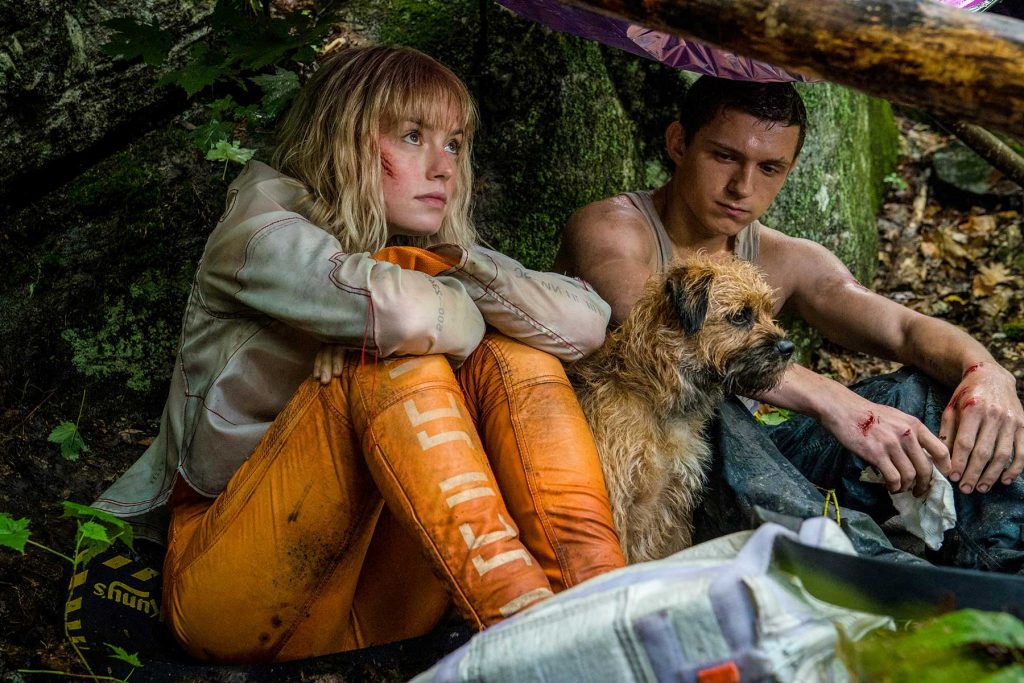 loud and clear reviews chaos walking tom holland daisy ridley