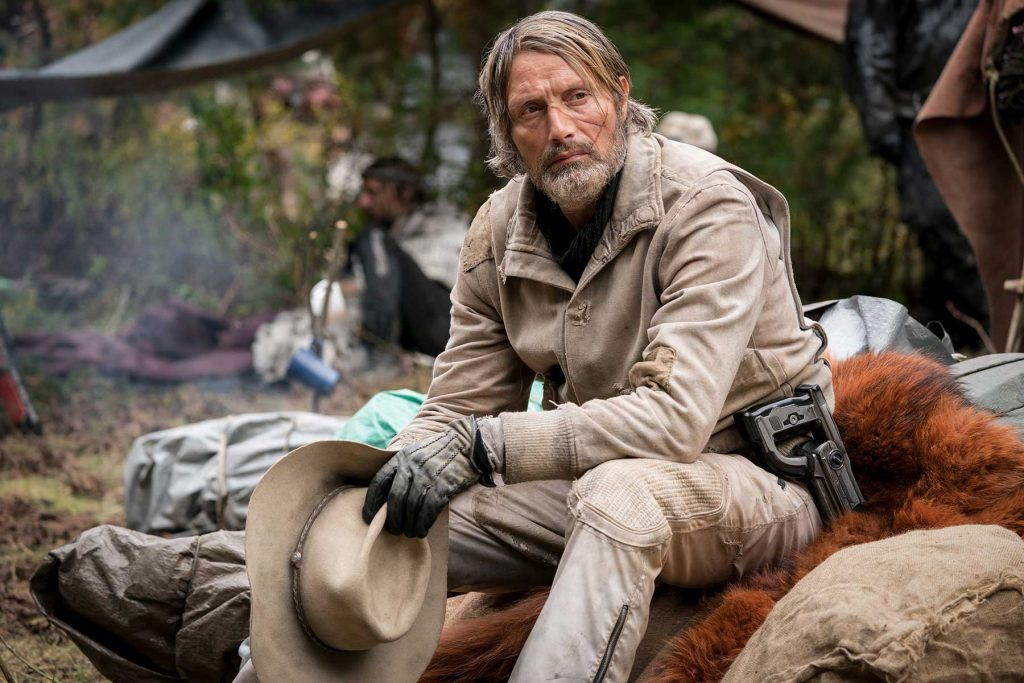 loud and clear reviews chaos walking mads mikkelsen