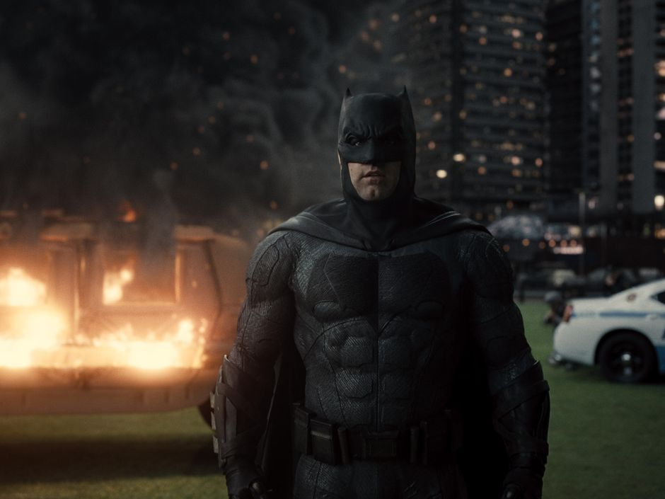 loud and clear reviews Zack Snyder batman
