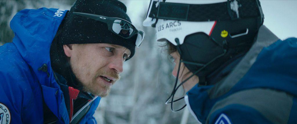loud and clear reviews slalom Jérémie Renier and Noée Abita