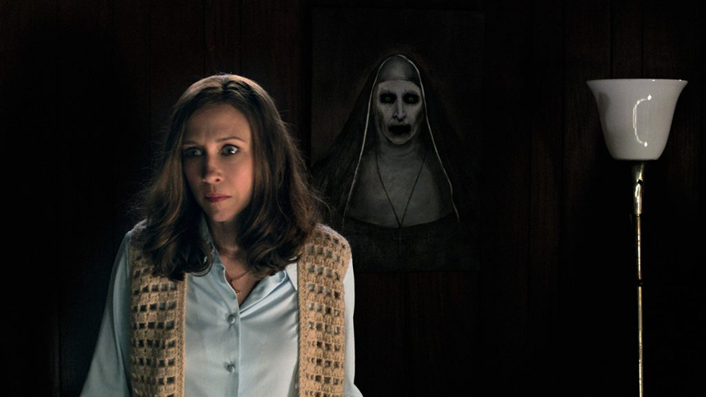 loud and clear reviews The Conjuring 2 all films ranked from worst to best