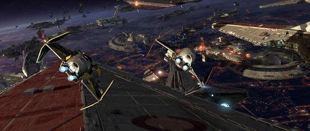 loud and clear reviews star wars prequels ten good things coruscant
