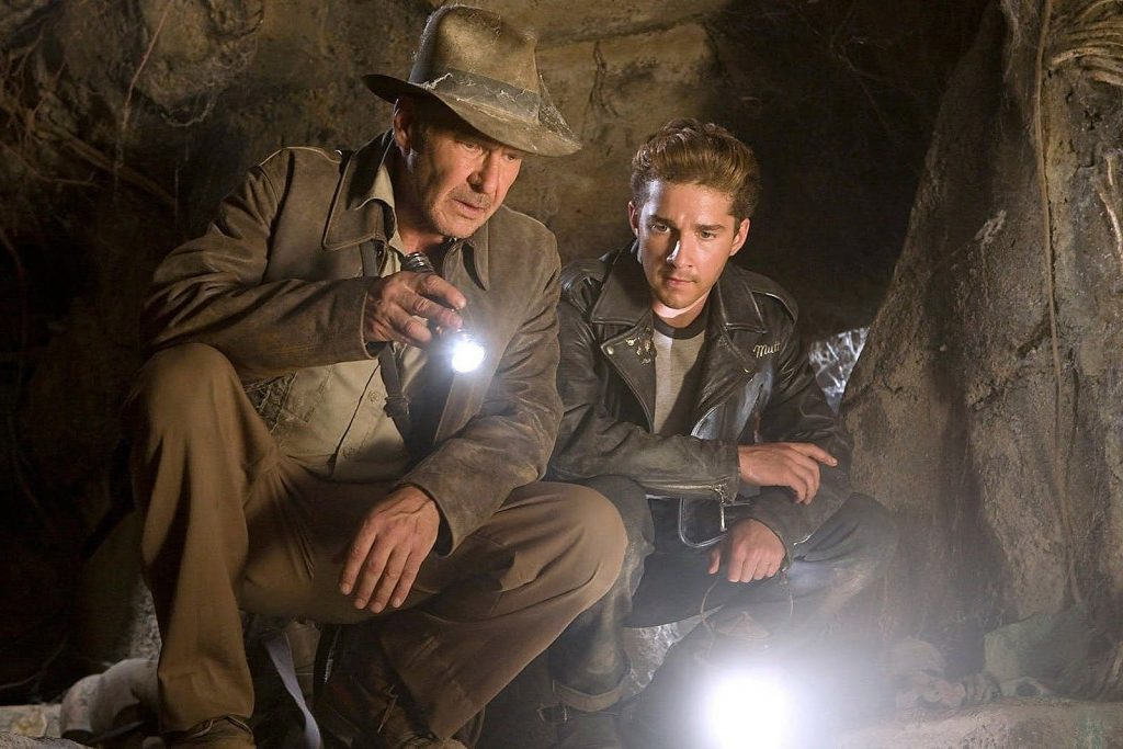 loud and clear reviews Indiana Jones and the Kingdom of the Crystal Skull