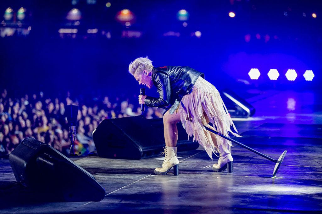 Loud and Clear reviews Pink all I know so far P!nk amazon movie film