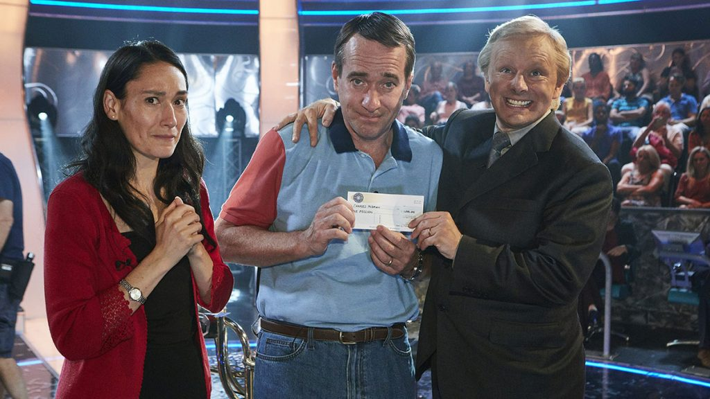 loud and clear reviews Quiz tv show itv michael sheen