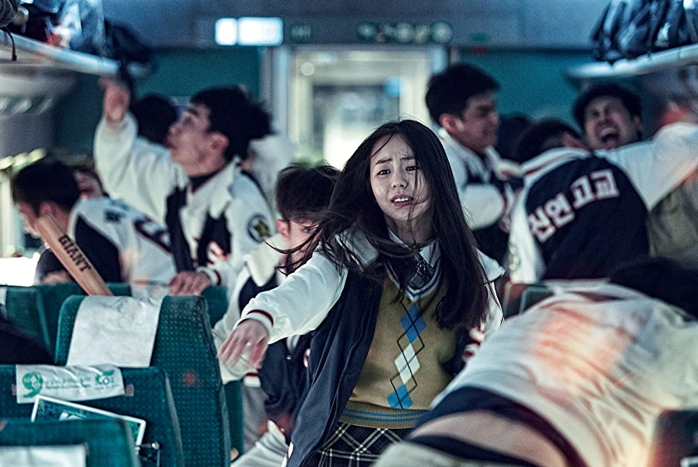 loud and clear reviews train to busan