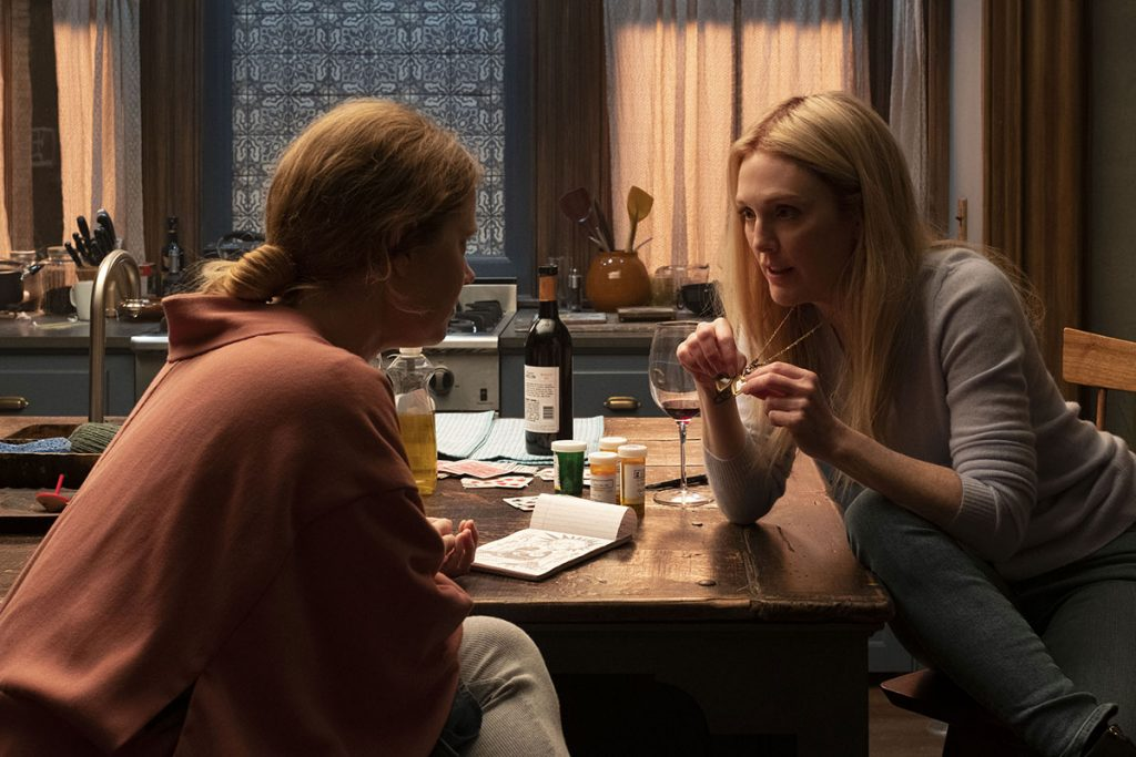 loud and clear reviews The Woman in The Window netflix