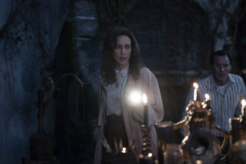 loud and clear reviews The Conjuring: The Devil Made Me Do It