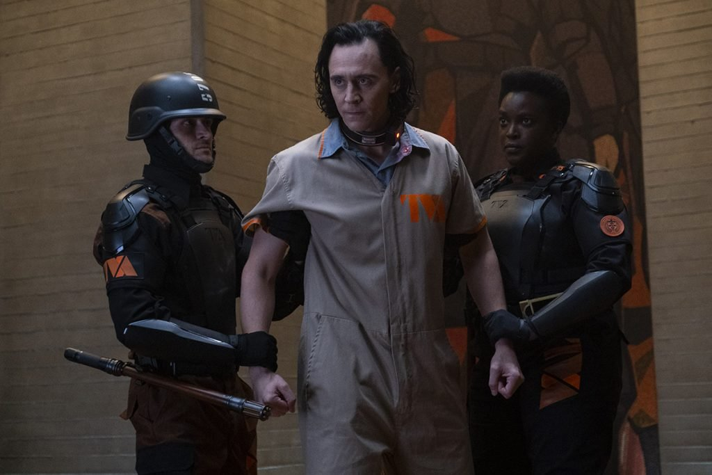loud and clear reviews loki premiere glorious purpose