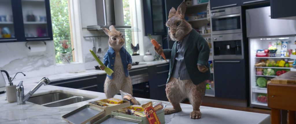 loud and clear reviews Peter Rabbit 2: The Runaway
