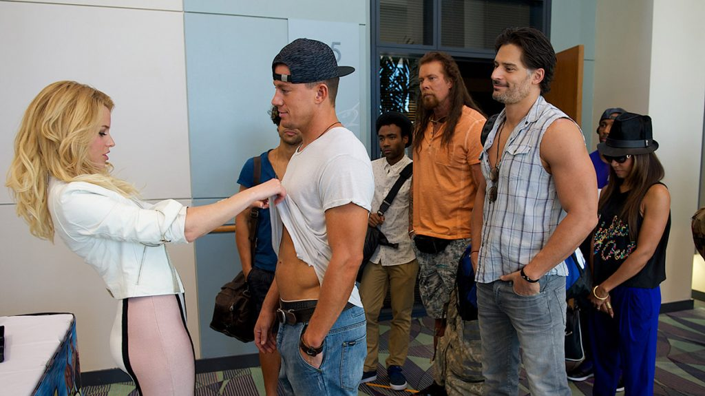loud and clear reviews magic mike xxl