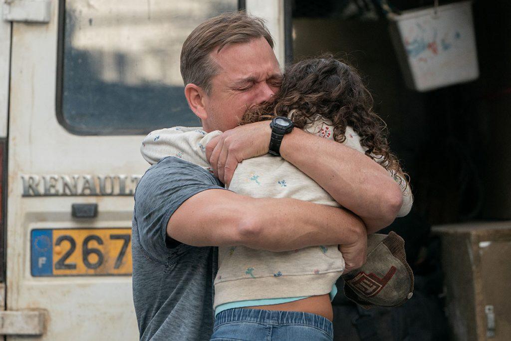 loud and clear reviews Stillwater matt damon crime thriller